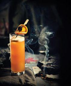 Zwack Tempest Cocktail - Photo Courtesy: © House of Zwack