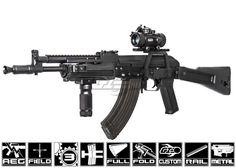 Airsoft GI Custom AK - 104 Equalizer AEG Airsoft Gun