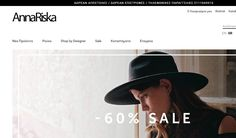 AnnaRiska - Γυναικεία Ρούχα | Online Καταστήματα - Webfly.gr