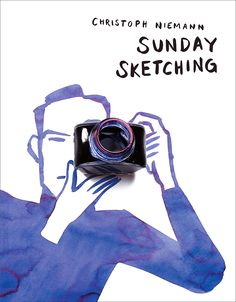 "It's Nice That | ""It was strangely liberating"" – Christoph Niemann on creating his new book Sunday Sketching"
