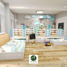 Дизайн проект оформление детского сада группы Франция с кроватью подиумом от мебельной компании Автограф Toddler Bed, Kids Rugs, Paris, Furniture, Home Decor, Child Bed, Kid Friendly Rugs, Interior Design, Home Interior Design