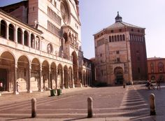 Cremona, Italy - come for the violins, stay for the history