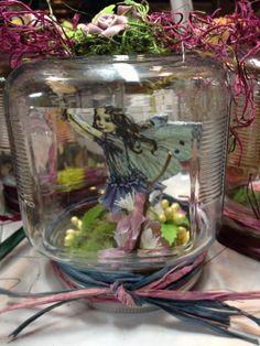 diy captured fairy | captured fairy jar fairy crown one of my favorites