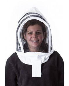 Replacement Hood--our accessories are made of the same 100% cotton fabrics and top-quality leathers we use for our clothing.  We offer wonderful gloves, a variety of hats and veils, and many other items that will make your work in the bee yard a breeze!