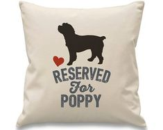 Reserved for Jack Russel cushion. Reserved for the dog cushion Beagle Gifts, Dachshund Gifts, Cavachon, Dog Cushions, Staffordshire Bull Terrier, Labradoodle, Dog Breeds, Personalized Gifts, Design