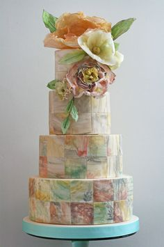 www.cakecoachonline.com - sharing...Cake by Olofson Design