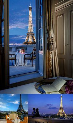 Shangri-La Paris Hotel...