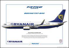 Ryanair Boeing 737-8AS(WL) EI-EBT