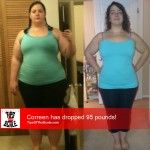 When Correen's weight hindered her physical abilities at work, she set out on a journey of self-discovery that is transforming her life and body.  How she's lost 95 pounds (43 kilos), and what she's learned about herself -> http://scale.fm/43pn  #weightloss #motivation #podcast #inspiration #diet