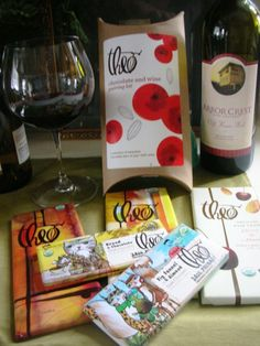 chocolate and wine pairing party