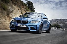 Prueba BMW M2 2017