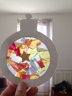 Décos de Noël pour les fenêtres | Les mercredis jolis -Blog