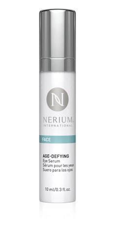 Nerium Age Defying Eye Serum oz Reduce the appearance of dark circles, puffiness, lines and wrinkles Firm and brighten the appearance of skin around the eye area Deliver a reduction in the appearance of fine lines and crow's feet Hydrating Eye Cream, Firming Eye Cream, Nerium International, Best Eye Serum, Face Age, Luxury Beauty, Skin Cream, Cool Eyes, Contouring