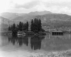 Broadmoor Lake 1895