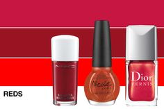 MAC Get Noticed Nail Lacquer  Nicole By OPI Orna-Ment For Each other  Dior Merveille Vernis