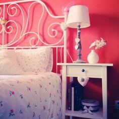 Il mio comodino, Ikea, Hemnes e letto Leirvik ❤️ My Leirvik bed