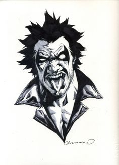 Lobo by Lee Bermejo