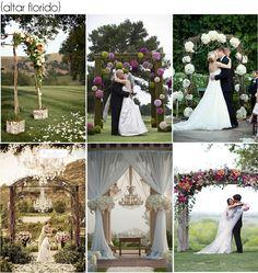 12 ideias para incorporar na decoração do seu casamento