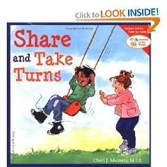 Share and Take Turns (Learning to Get Along, Book 1) [Paperback], (social skills for kids, childrens books, morality, family life, good habits, ethics, sharing, social skills)