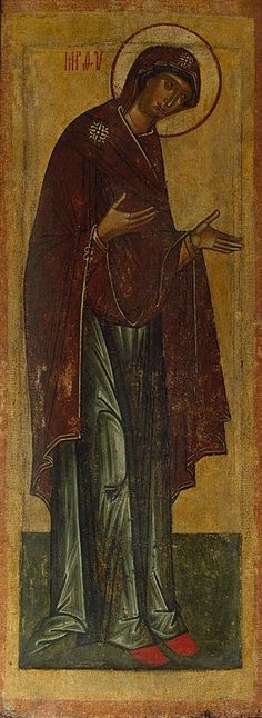 Icon: Mother of God