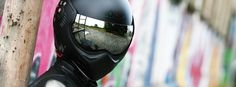 "ROOF Boxer V8 ""Black Shadow"" helmet"