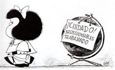 Mafalda.  Entendiendo el Cambio Climático y sus consecuencias
