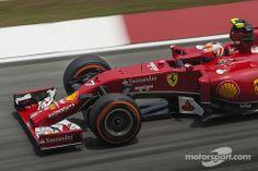 Kimi Räikkönen - 2014 Malaysian GP FP2