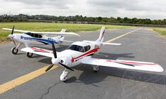 Red Star Trainer RC Trainer Airplane ARF - Radio Controlled Star Trainer Beginner Plane - RC