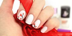 Gift card for nails