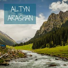 Photos and planning info to visit the Altyn Arashan valley near Karakol, Kyrgyzstan, and enjoy the hot springs.