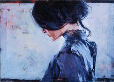 Oil painting by Igor Shulman Art Original, Original Paintings, Oil Painting On Canvas, Oeuvre D'art, Figurative Art, Online Art, Les Oeuvres, Saatchi Art, Contemporary Art