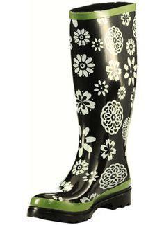 For the Wildflower in YOU!...#rainbootsrock