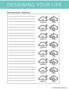 Image result for designing your life worksheets life design more information fandeluxe Choice Image