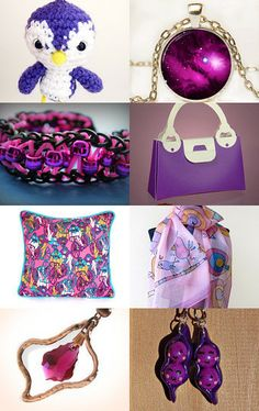 Purple Gifts For Mom  by michelledmonaco on Etsy--Pinned with TreasuryPin.com