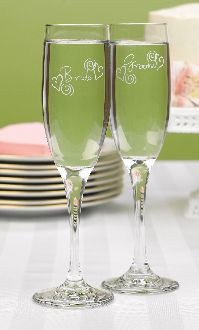 Bride & Groom Heart Wedding Toasting Flutes have a white heart and flourish design.Wedding toasting glasses can be personalized with your names and date. Wedding Toasting Glasses, Wedding Champagne Flutes, Toasting Flutes, Champagne Toast, Champagne Glasses, Wedding Toast Samples, Best Wedding Speeches, Maid Of Honor Speech, Best Man Speech