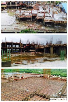 Construction Update @ The Palms 2nd Slab Complete: August 2016 #realestate #navimumbai #luxuryhomes