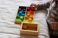 DIY; Holzspielzeug, malen, basteln, werkeln, Familienblog, Holz, Spielzeug, lernen, Montessori