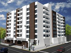 Imagen Renderizada del Proyecto de Contrucción de Vista Rio Consulado