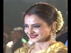 Rekha at IDEA FILMFARE AWARDS