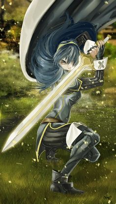 Lucina by AlonsoAlatriste on DeviantArt