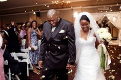Modern Gold And Cream South African Wedding Munaluchi Bridal