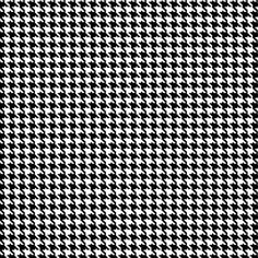 FREEBIE WEEK! Free Digital Houndstooth Background printables!