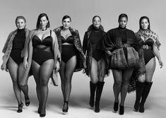 Plus Is Equal Campaign | POPSUGAR Fashion