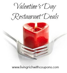 valentines day restaurant and coupons for 2013