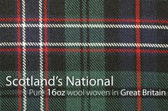 f13a09ab3735 Scotland s National Tartan Tartan Pattern
