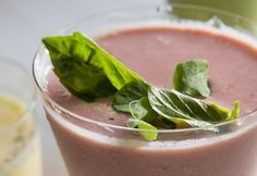 We Come in Peas: Strawberry Pea Smoothie Recipe