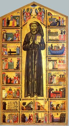 Master of the bardi saint francis . St. Francis and scenes from his life 13 cent Santa croce - Francis of Assisi - Wikipedia, the free encyclopedia