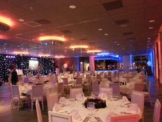 Christmas dinner in Mainport Hotel Rotterdam. Produced by   Advance-Events.nl
