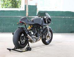"Leggero Nbr. 5/12 Grey ""Zia"" | Walt Siegl Motorcycles"