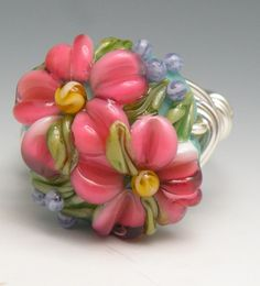 Wedding gifts for Bridesmaids or mother's of bride and groom. Colors can be changed to match wedding bouquet!